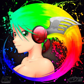 Listen to the rainbow by The-Madcore