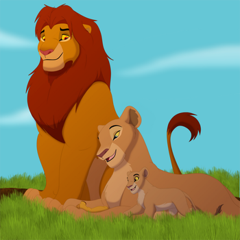 Family by lionobsession