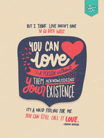Love + Existence by eugeniaclara