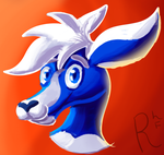 POCARI ROO | PAINTING by Ravenhoof