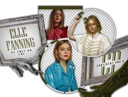 Png Pack 550 // Elle Fanning by confidentpngs