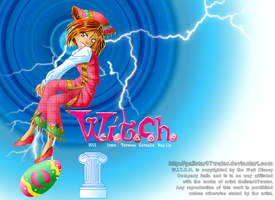 W.I.T.C.H. W is for Will by Galistar07water