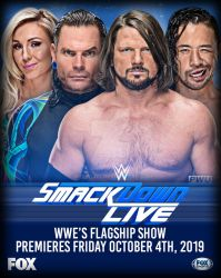 Smackdown Live FOX Premiere by weebo322
