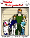 Interlude I: The Unusual Suspects by Psi-Baka-Onna