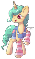 Patch the Pony by hpuff
