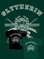 Slytherin Champions - Tee by Breogan