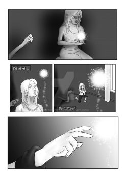 From within the darkness page 6 by crimsondee