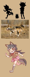 Today is International Wolf Day by JapariArk