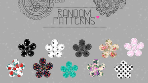 Random Patterns by Waatt