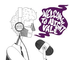 Welcome To Night Vale by EGLemming