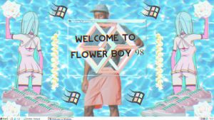 Flower Boy 98 by THEAESTHETICWEEB