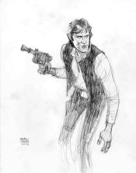 Han Solo by Andrew-Robinson