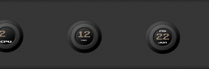 last orb for rainmeter by chicoray