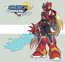 Command Mission: Zero Red Lotus+ by rockman-forte