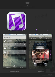 Iphone App-I love music by yingfengling-FL