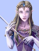 Zelda by glance-reviver