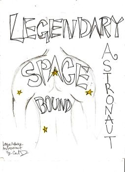 SPACEBOUND COVER by MrDEADINK