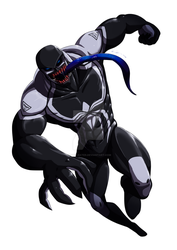 Venom Corps by Puretail by GIANT-EATER