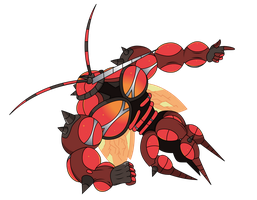 Buzzwole / UB-02 Absorption