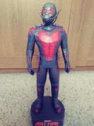 Ant Man papercraft by Amber2002161