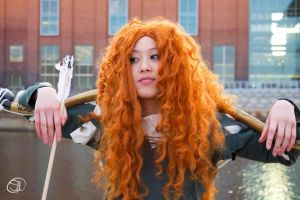 Brave: Merida 001 by chinasaur