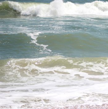 Free Stock Surf Ocean Waves 2 by SilverRiverStock