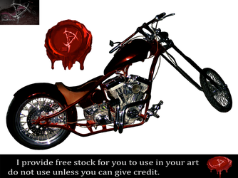 Motorcycle by Prince-of-airbrush