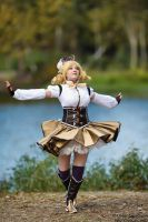 Mami: Round and Round by bekalou-cosplay