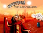 Postcard From Gallifrey by LicieOIC