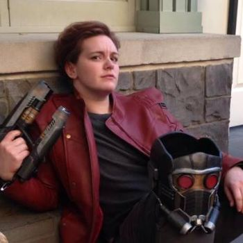 Starlord Cosplay by endofnonentity