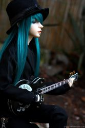 Every girl loves a musician .2 by Y-n-Y