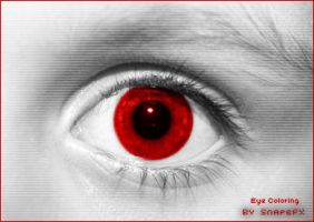 Eye Coloring by snapeFX