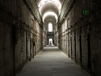 Eastern State Penitentiary 2 by Dracoart-Stock