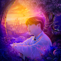J-Hope / Magical forest by byDurst