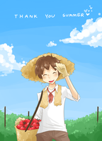 thank you summer by Harucho