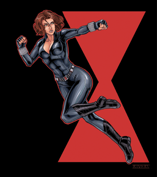 Black Widow by RIVOLUTION