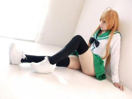 Rei HOTD by Zettai-Cosplay