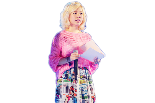 Sunny (SNSD) png 1 [render] by taengss by taengss