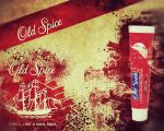 old spice shaving cream ad version one.. by ani67