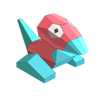 Porygon by DBurch01