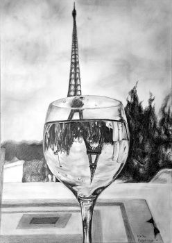 Glass of Paris by Yasmin661
