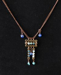 Industrial Bohemian Necklace by smelliga
