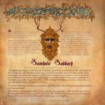 Samhain Page 3 by Brightstone