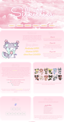 Silkitties group profile skin by UszatyArbuz