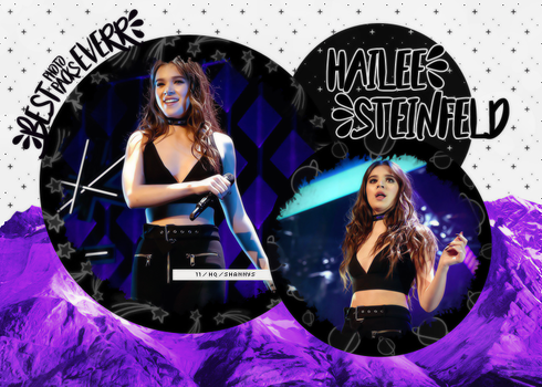 Photopack 21396 - Hailee Steinfeld by southsidepngs