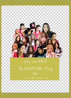 PNG PACK#16 BLACKPINK 19P by suiii1