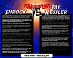 Tournament Match 4: Shrock vs Jay by Dreamkeepers