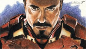I Am Iron Man by Naomi-Torrecampo