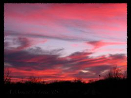 West Texas Sunset by AMomentInFocus