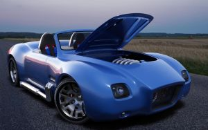 Shelby Cobra my concept by Storm909